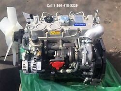 New Perkins 404D-22T Turbo Cat 2.2 Cat 3024C-T engine for 216 226-NO CORE!!