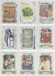 2015 Allen Ginter Various Inserts You Pick 1.49-1.99 Over 100 In Stock