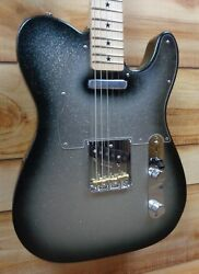 New Fender Custom Shop Alan Hamel Founders Design Sparkle Telecaster® wCase