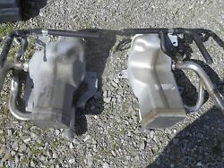 2007-2011 Ford Crown Victoria Rare Police P71 Fss Fire Supression System Complet