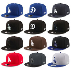 Los Angeles Dodgers LAD MLB Authentic New Era 9FIFTY Snapback Cap 950 Hat