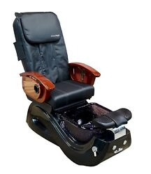 Pcp-813 Pedicure Spa Chair With Pipeless Jet/free Stool+curbside Delivery