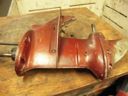 Complete Lower Unit, Fits 50's And 60's Evinrude/jonson 15 Hp