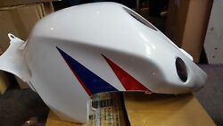 Honda Cbr1000 Motorcycle Fuel Tank Outer Plastic Shelter Cover 2012 White Andpound898