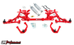Umi Performance 1993-1997 F-body Lt1 Front End Kit Street Stage 4 Fbt004 Red