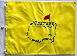 Undated Masters Flag Augusta National Golf Pin Flag New 2021 Masters Pga