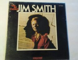 Rare Brand New Sealedjim Smithget All Excited Vinyl Record Zlp-993s