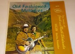 Rare Hard To Find The Music Of Jack And Ruth Shalanka Old Fashioned Melodies