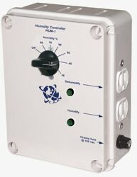 C.A.P HUM-1 Hydroponic Climate Humidity Dehumidifier Controller