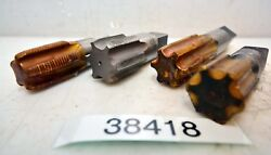 1 Lot Of Hand Taps Inv.38418
