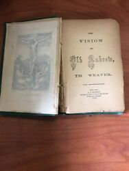 The Vision Of Old Andrew New York P.j. Kenedy 1882 Catholic Home Library