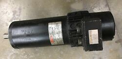 Gettys M237-h50a-300y-af Dc Servo Motor From Giddings And Lewis Pc50 Cnc Mill