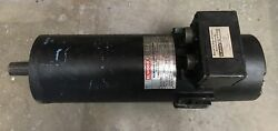 Gettys M238-h50a-300y-ak Dc Servo Motor From Giddings And Lewis Pc50 Cnc Mill