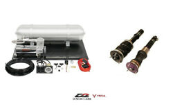 D2 Air Struts + VERA Basic Air Suspension For 08-14 Infiniti G37 G37S Coupe RWD