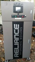 Fulton Reliance 2000 High Efficiency Copper Fin Boilers - Shipping Available