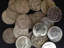 Buy 8.25 Mixed 90 Silver Coins Us Mint No Junk Pre 1965 One