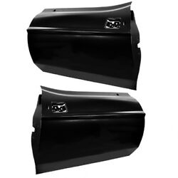 1971 72 73 Ford Mustang Door Shell Panel Assembly / Pair Left And Right 2 Pieces