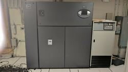 Used 2012 LIEBERT 10 TON DS Unit with a 2013 (3) Fan Condensing Unit