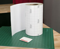 Siser Easypsv Vinyl Application Transfer Paper Clear Tape With Grid By Foot/yard