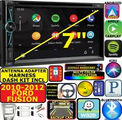 2010-14 Ford Mustang Nav Bluetooth Cd/dvd Carplay Android Auto Car Radio Stereo