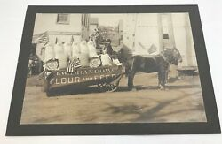 The Geo. Tileston Milling Co. St Cloud Mn Flour And Feed Carriage Photo