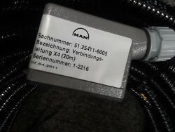 Man 51.25411.6005 X4 Cable Harness Assembly To Bridge