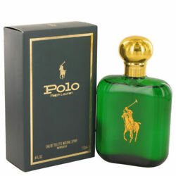 Polo Green By Cologne For Men 4 / 4.0 Oz Brand New In Box