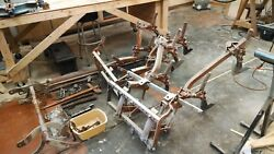 Allis Chalmers Series 80 2 Row Cultivator Fits Model C.