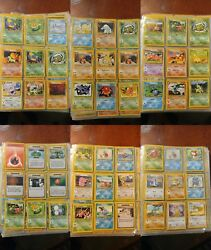 Awesome Original Pokemon Collection Over 300 Mint Cards Toys And Gold Cards