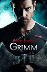 Posters Usa - Grimm Tv Show Series Poster Glossy Finish - Tvs470