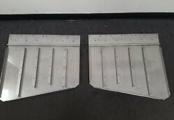 Bennett Trim Tab26andrdquo X 24andrdquo S/s Trim Tab Starboard And Port Assemblies With Hinge