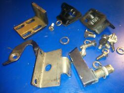 820000a08 Parts For 817606t Plate = 85hp Mercury Force Marine 1985 B A3