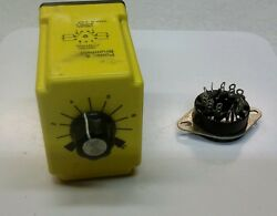 Genuine Potter And Brumfield Timer Cdb-38-70014 And Socket