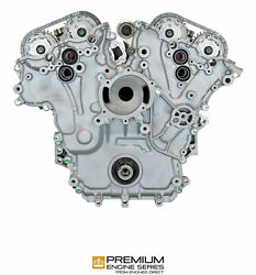 Cadillac 3.6 Engine 220 LY7 2004 2005 2006 CTS STS SRX New Reman OEM Replacement