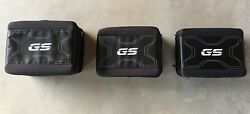 BMW R1200GS Vario-Inner-Bags — All 3 (Including Topcase) — For Watercooled GS :)
