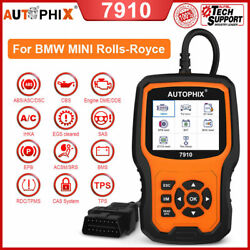 7910 For Bmw Full System Obd2 Scanner Abs Srs Epb Tpms Diagnostic Code Reader