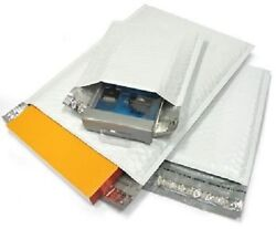 Airjacket Poly Bubble Mailers Padded Envelopes Bags 100 Recyclable 0, 2, 5