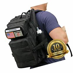 Diaper Backpack & Changing Pad Combo By Active Doodie - Durable Black diaper ...