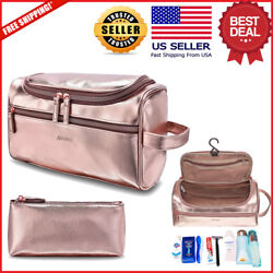 Cosmetic Bags Makeup Toiletry Set For Women Travel Organizer Small Purse Sets