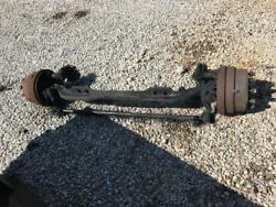 Used 1998 Rockwell Front Axle From Freightliner Bus Part S10-12690-000