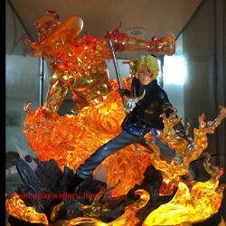 In Stock Sabo Portgas·d· Ace Figure Model Resin Jz One Piece Gk