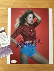 Ssg Hot And Sexy Catherine Bach Signed 8x10 Photo - Jsa James Spence Coa