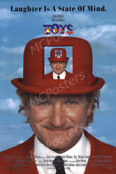 Posters Usa - Toys Robin Williams Movie Poster Glossy Finish- Mcp492