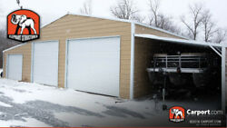 Ridgeline Barn 48′ Wide x 24′ Long x 11′ High