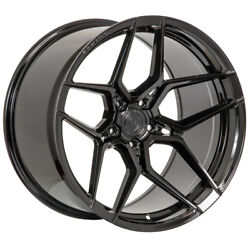 20 Rohana Rfx11 Black Forged Concave Wheels Rims Fits Benz W219 Cls550 Cls63