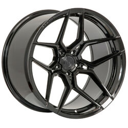 20 Rohana Rfx11 Black Forged Concave Wheels Rims Fits Benz W218 Cls550 Cls63