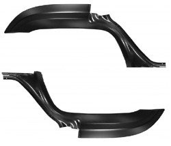 Jeep Grand Cherokee Upper Wheel Arch 18 Gauge Steel Set Left And Right 1993-1998