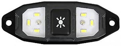 Ssv Works Led Dome Light Can Am / Yxz / Rzr / Offroad / Prerunner / Sandrail