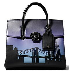 *NEW* VERSACE Palazzo Empire Large Bag NY Special LIMITED EDITION Only 10 Made