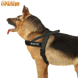 Pet Dog Harness Summer Puppy Non-Pull Safe Vest Training XS M L Nylon Easy Style